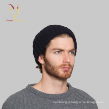 Merino Malha Chapéus de Inverno Adulto para Homens