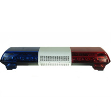 Red Blue Color Multi Flashing Pattern Vehicles Use LED Flashing Bars For Trucks