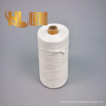 fil de remplissage de pp de câble de la facie de porcelaine
