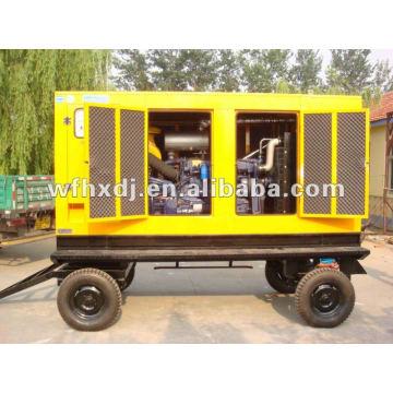 8kw-1500kw mobilen Silent Diesel-Generator-Set