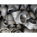 ASTM A234 WP5 Steel Pipe fittings