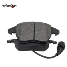 Semi-metallic TS16949 Certification Brake Pad