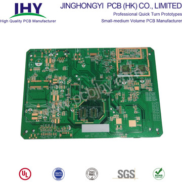 6 straturi FR-4 Mulitilayer Impedance Control PCB