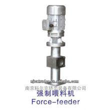 Alimentateur de force de haute qualité pour ligne de granulation en plastique