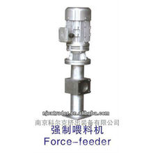 High quality Force-feeder for plastic granulating line