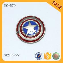 Логотип торговой марки MC570 Soft эмали OEM