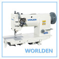 Wd-20518 High-Speed Double-Needle Lockstitch Sewing Machine