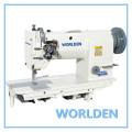 Wd-20518 High-Speed Double-Needle Lockstitch Sewing Machine
