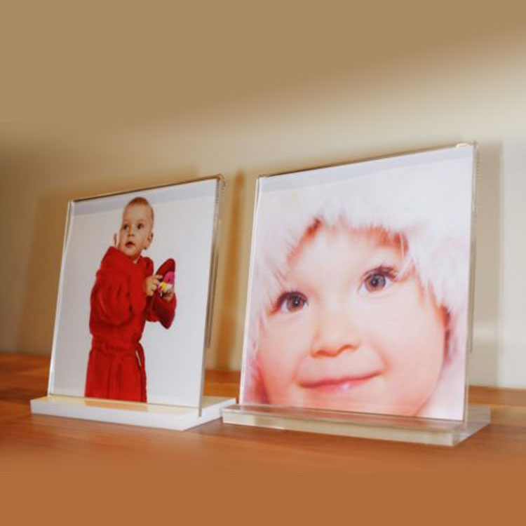 Acrylic Flip Photo Frame