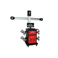 Road Buck G381 Car Service Station Equipment 3D Wheel Alignment Machine for Sale