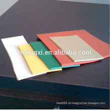 Folha de PVC macia para vedação de juntas