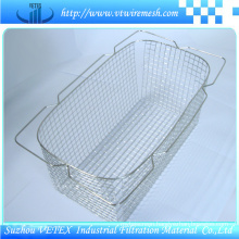 Stainless Steel Wire Mesh Basket with SGS Report