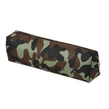 Custom Canvas Camouflage Pen Bag voor School