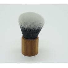 Cepillo de bambú de alta calidad de la manija de Kabuki