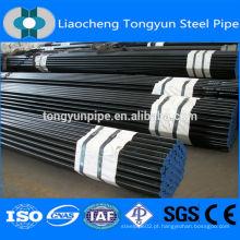 Ck45 tubo de aço polido