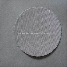 Ancho ultrafino 304 316 malla de filtro de acero inoxidable