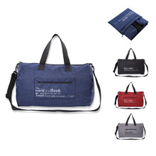 large capacity portable luggage Travel  bag waterproof folding clothes storage bag Luggage duffle bag