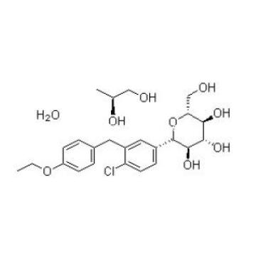 High Quality Dapagliflozin Intermediate CAS 960404-48-2