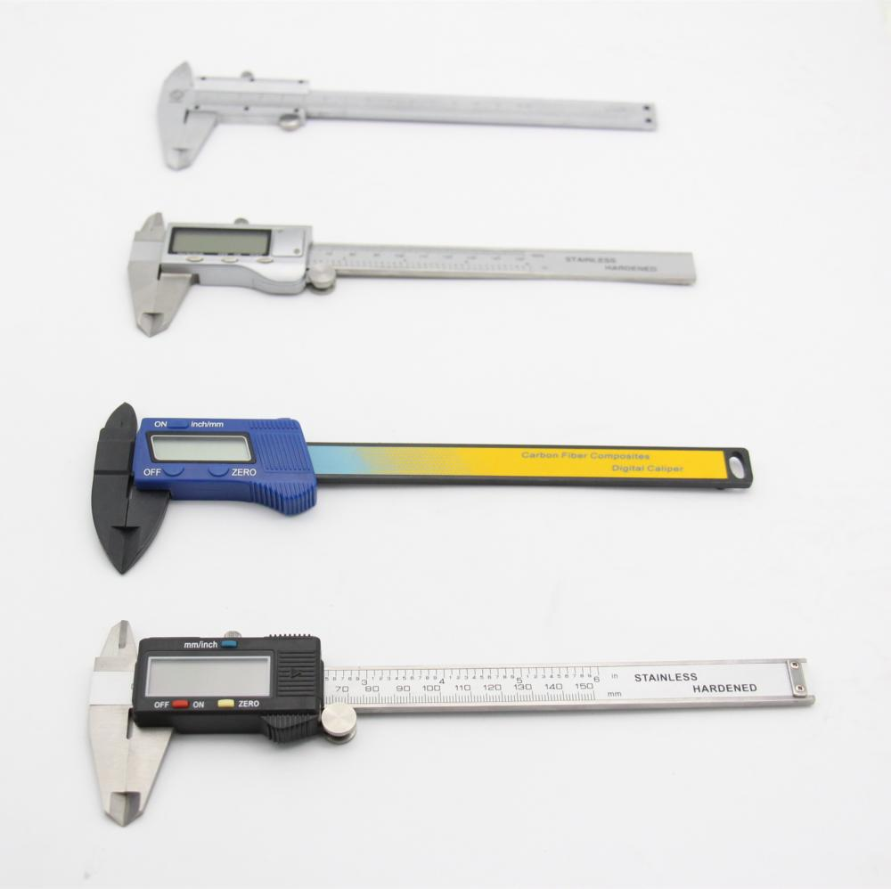 Different Type High Precision Vernier caliper