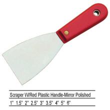Sjsl011-4 Double Coloe Plastic Handle Шпатлевочный нож