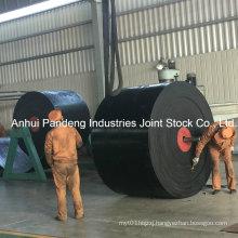 Cement Conveyor Belt Abrasion Resistant Conveyor Belt