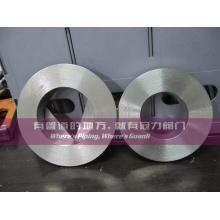 Vanne à guillotine Pn10 avec cône de déflexion de type O ou V