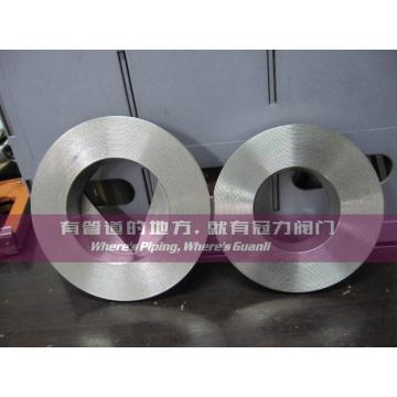 Pn10 Plattenschieber mit O oder V Ablenkkegel