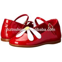 Günstige Schuhe Kinder Mädchen Neueste Stil Ballerina Flats für Baby Mädchen