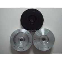 Top Class Magnetic Sprint Exercise Bike Spare Parts Of Motor Flywheel Made By Cnc Turning Concentricity 0.02mm