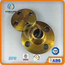 Carbon Steel A105n Blind Flange Forged Flange to ASME B16.5 (KT0108)