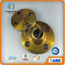 Выкованная сталь углерода сварки шеи Фланцы 150фунтов (KT0344)