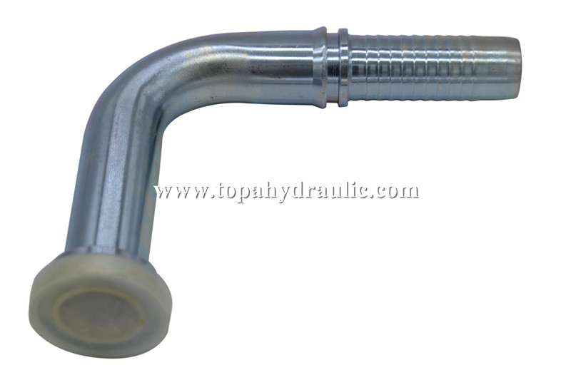 Garden pipe connector hydraulic flange fittings hose