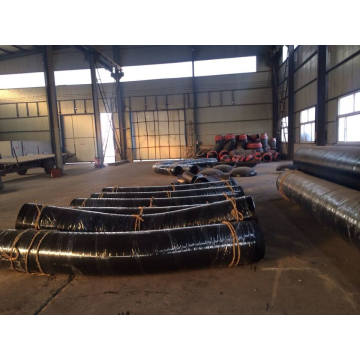 Carbon Steel Pipe Bend (A234)