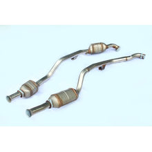 Direct-Fit Performance Catalytic Converter Untuk BENZ