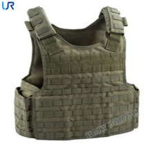 Molle Tactical Bulletproof Vest Lightweight Body Armor Vest for Military and Security