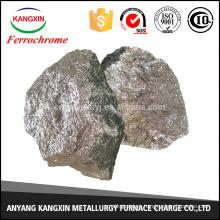 Para la fabricación de acero de bajo precio de China de alta calidad de baja emisión de carbono de ferro cromo