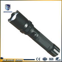 led waterproof portable chargeable flashlight