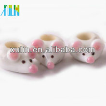 animaux chauds chamilia perles de murano breloques perles ajustement perles bracelets bricolage