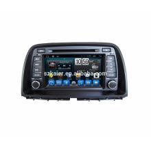 2G RAM Android 7.1 Car DVD Player For Mazda CX-5 2013 Car raido GPS navigation stereo with bluetooth SWC 4G WIFI support