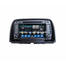 Kaier 8 polegadas Car dvd player para Mazada CX-5 2013 com GPS embutido / WIFI
