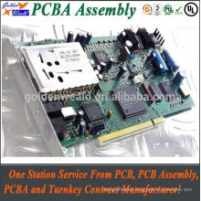 china oem smt electronic pcba assembled led pcb