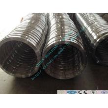 45# High Carbon Steel Hot Galvanized Steel Oval Wire