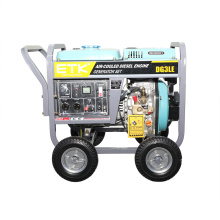 3000 Watts Portable Diesel Generator (BDG3500E)