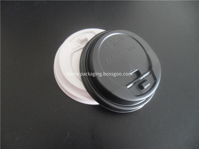 Blister Coffee Cup Lid