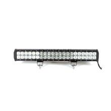 Guide optique de la lentille LED de la poutre 4D d'inondation 126W pour ATV outre du camion de la route SUV