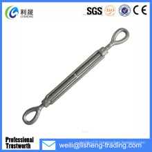 High Tensile Forged U.S Type Carbon Steel Eye And Eye Turnbuckles