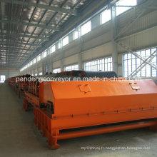 Convoyeur à bande standard ASTM / DIN / Cema / Sha / Convoyeur à bande fixe / Convoyeur à bande général