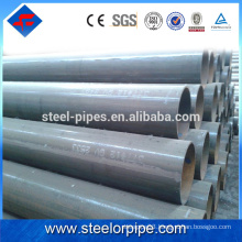 Alibaba hot products black carbon steel erw pipe