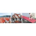 PVC ASA Glazed Tile Production Line