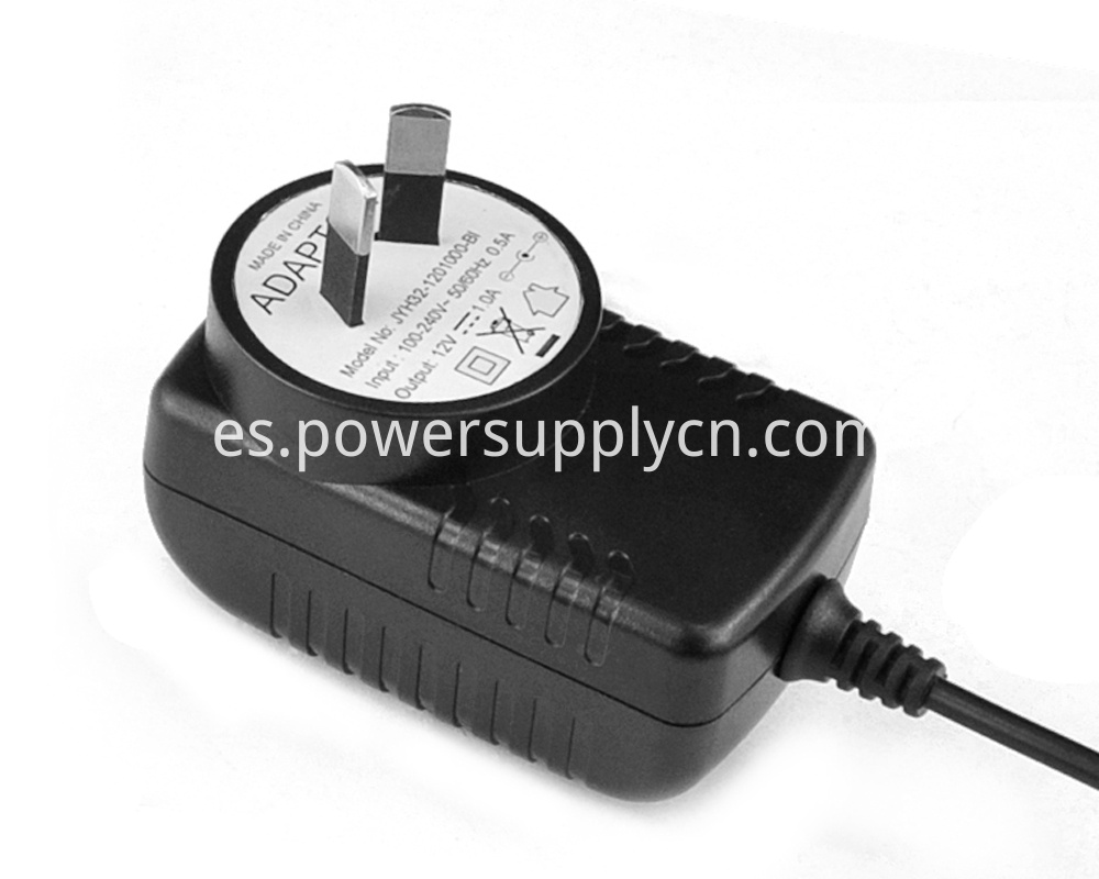 5v 3a AU power adapter